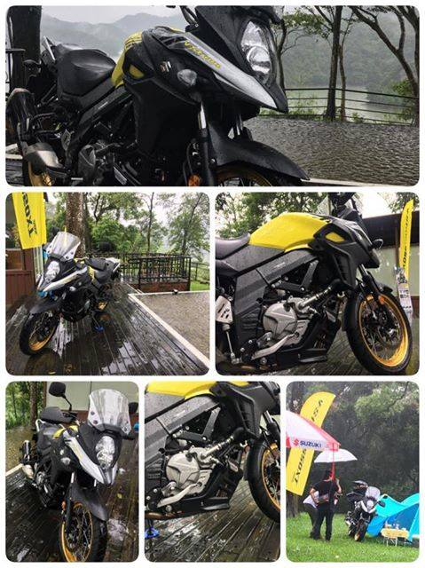 SUZUKI DL650XT