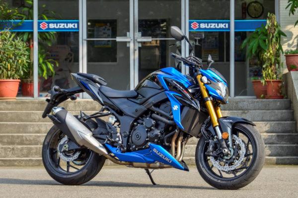 2017 SUZUKI GSX-S750 規格表