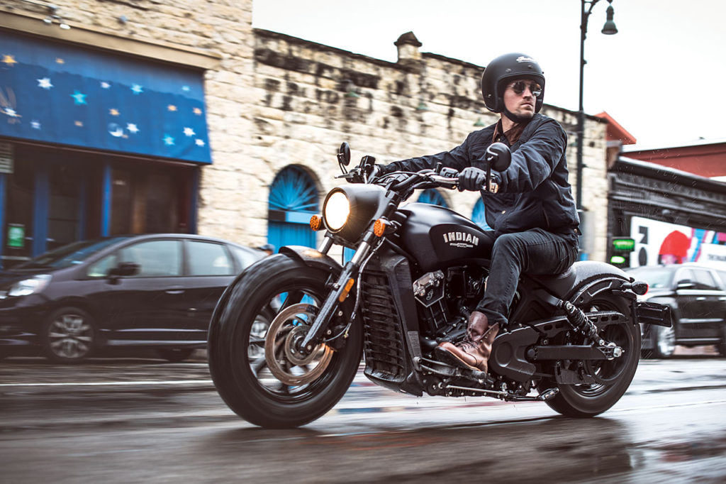 INDIAN Scout Bobber 印地安新車發表