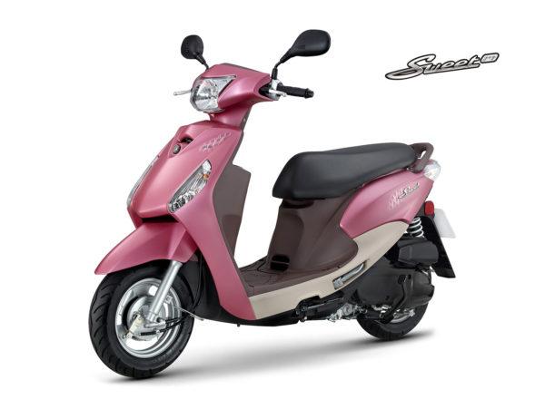 Yamaha-Jog Sweet 115