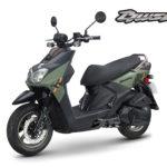 Yamaha-BW'S R 125
