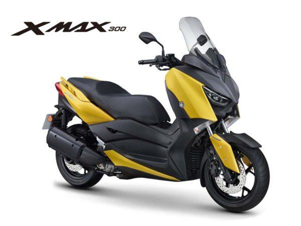 Yamaha-XMAX