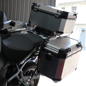 GIVI Trekker Dolomiti 鋁合金行李箱