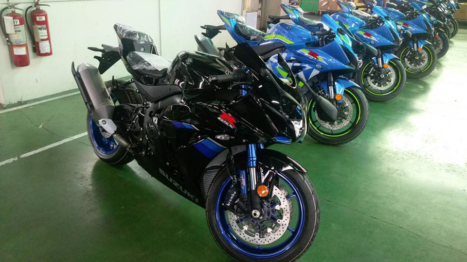 2017GSX-R1000及GSX-R1000R