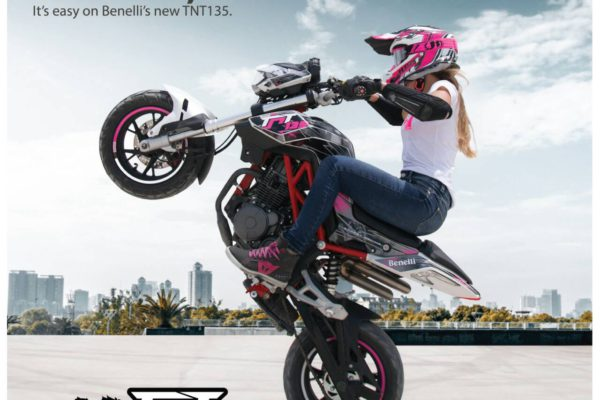 BENELLI-TNT135規格表