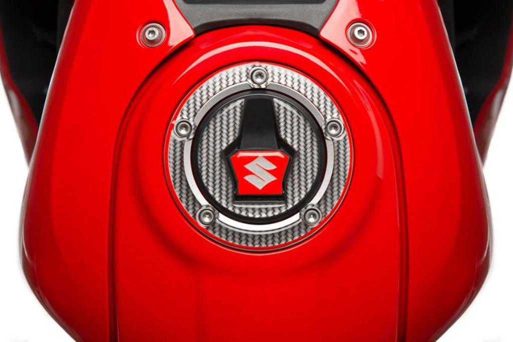 GSX-R150/S150SUZUKI原廠油箱飾環貼紙