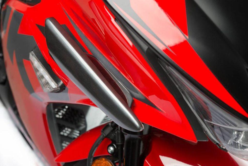 GSX-R150/S150SUZUKI原廠精品定風翼(GSX-R150限定)