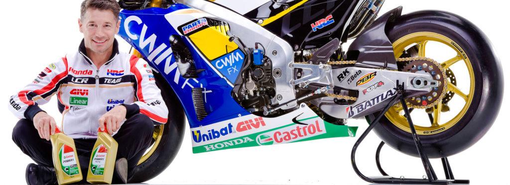 CASTROL POWER 1 RACING RS 4T 5W40 全合成機油