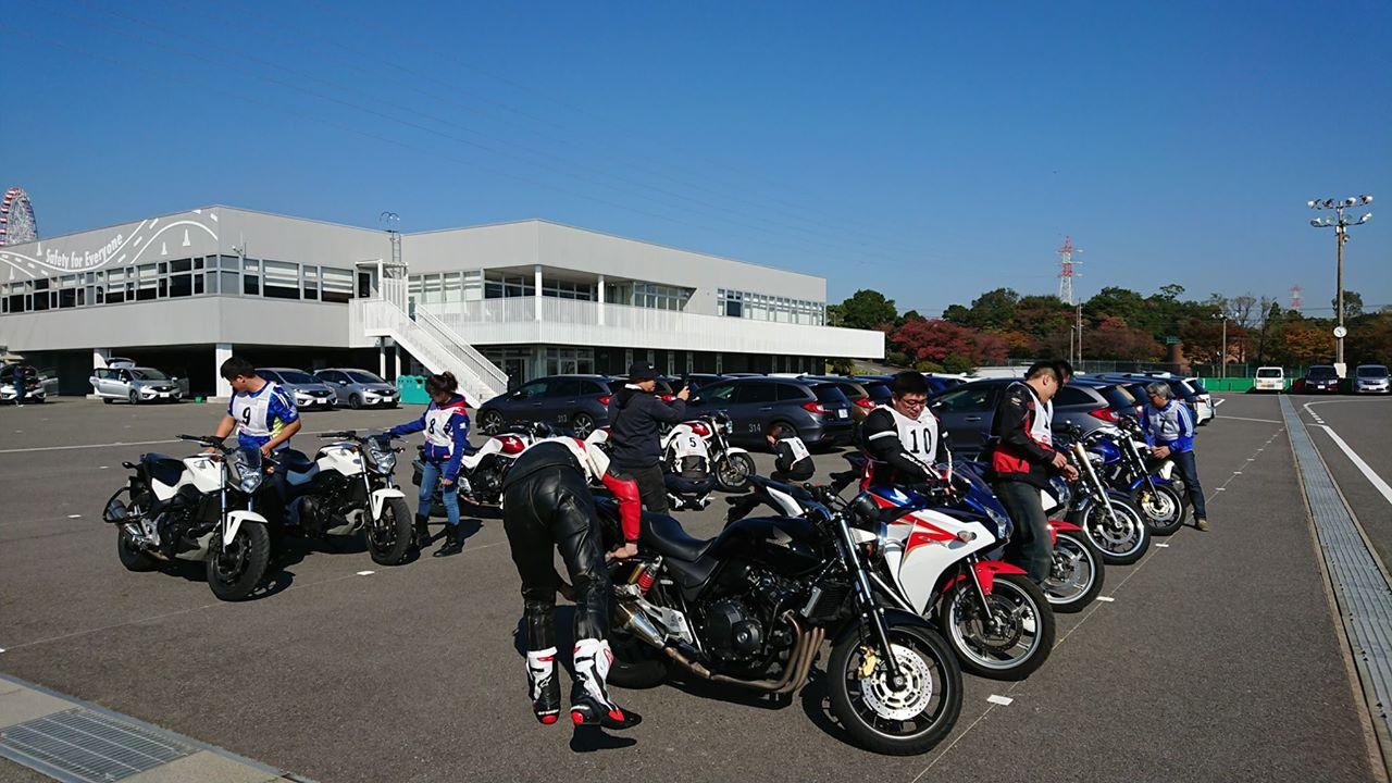 享受日本騎車旅遊-日本鈴鹿安駕騎術訓練