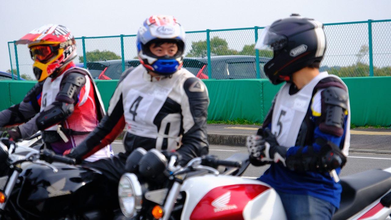 鈴鹿賽車場SUZUKA CIRCUIT安駕騎術訓練