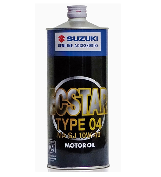 ECSTAR TYPE 04 10W40 鐵罐 合成油 1L