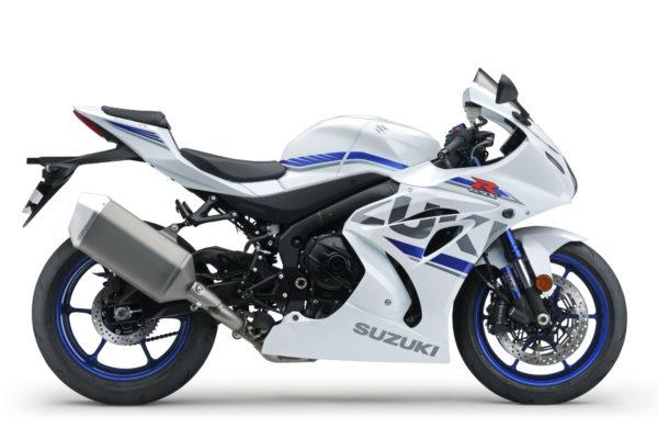 SUZUKI 2018 年 GSX-R1000R 預購登場