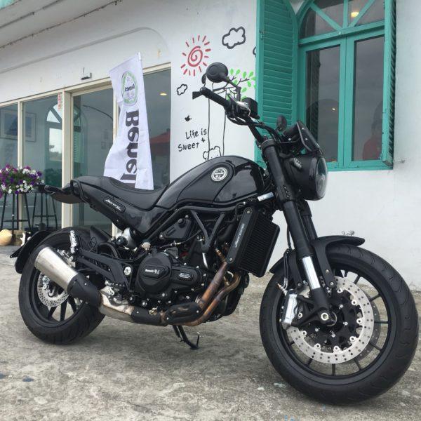2018 BENELLI Leoncino 500