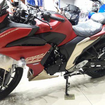 Yamaha FAZER250 現車領鐵牌