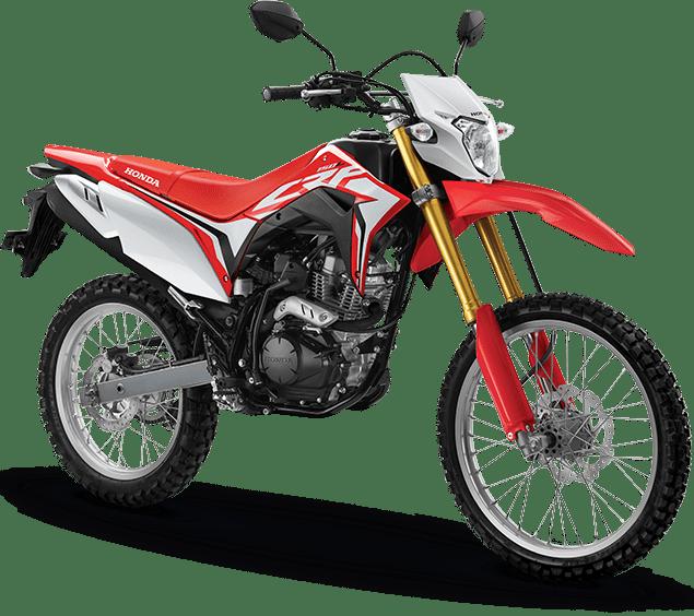 HONDA CRF150L 2018 越野車