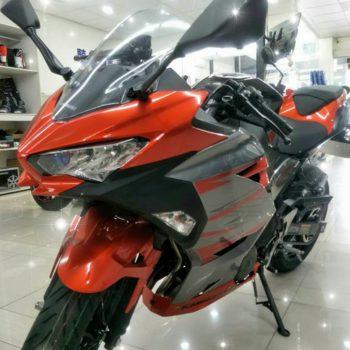 Kawasaki Ninja400 忍400新車租賃