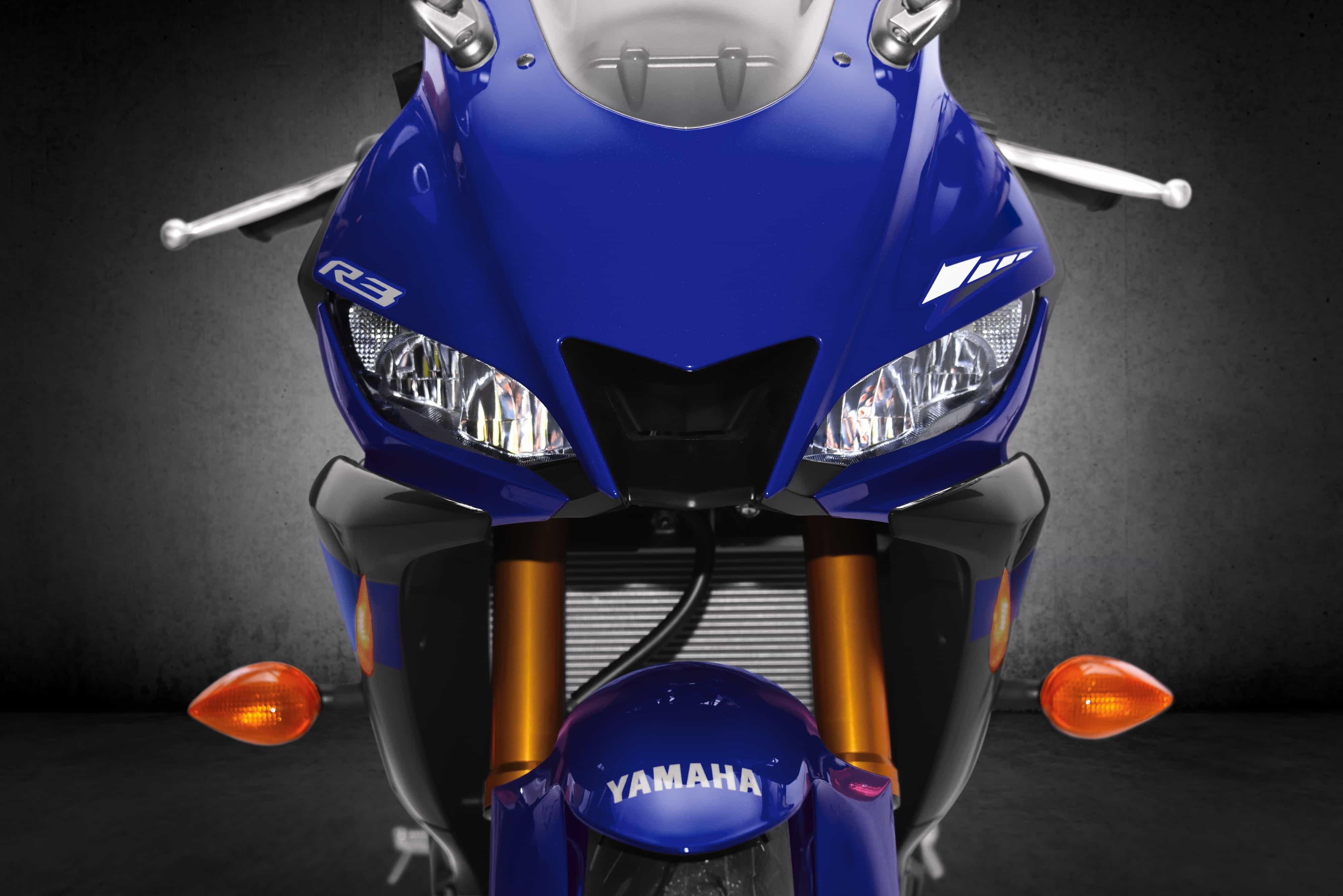 YAMAHA YZF-R3 (2019年式樣) 預購