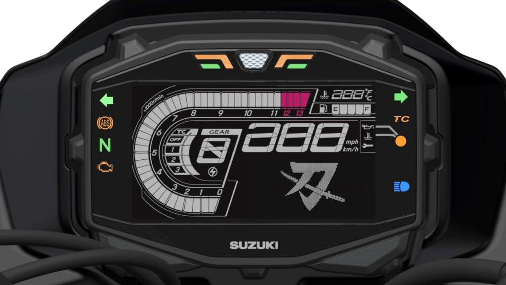 SUZUKI KATANA 新型GSX-1000S 現代武士刀正式發表