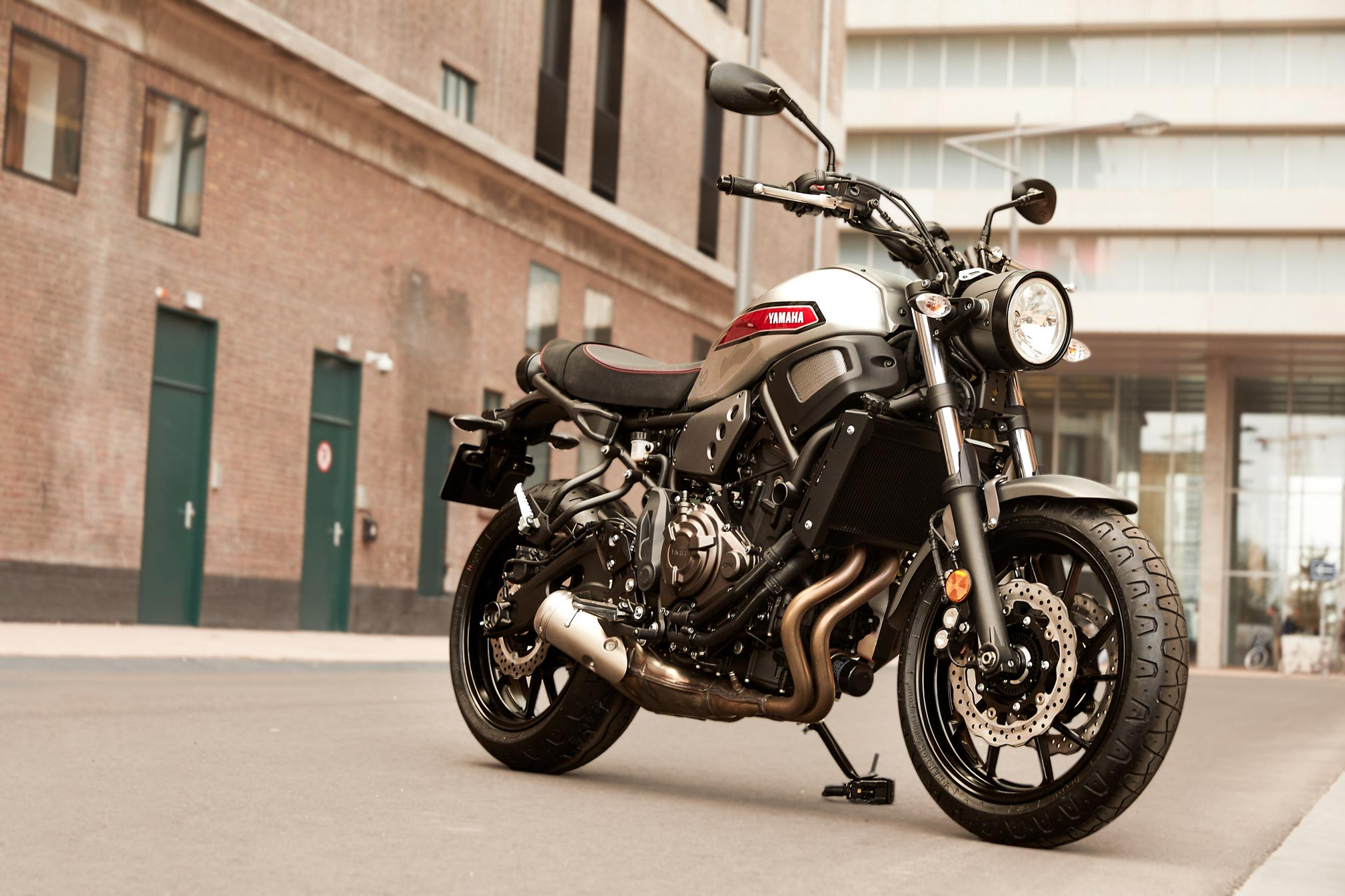 2019 XSR700 全新登場 【FASTER SONS】