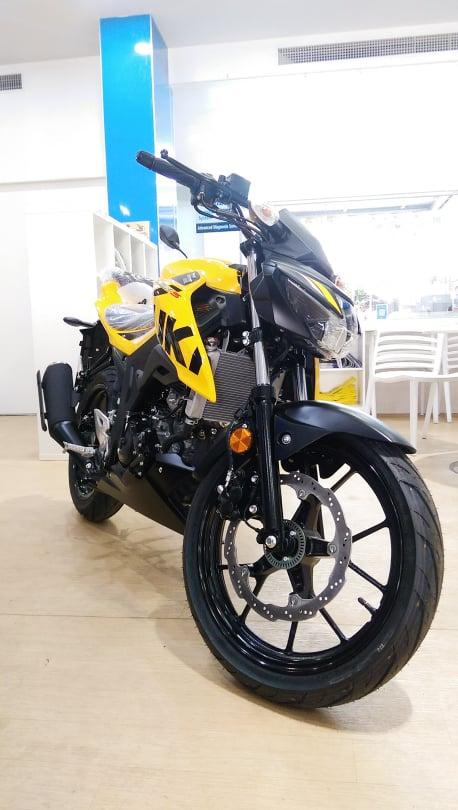 GSX-R/S 150