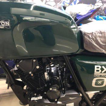 復古外型 BRIXTON BX150