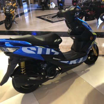 台鈴SUZUKI Swish125 MOTO GP賽車特仕版發表