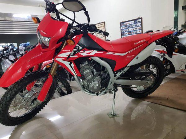 林道越野機車Honda 2019 CRF250L