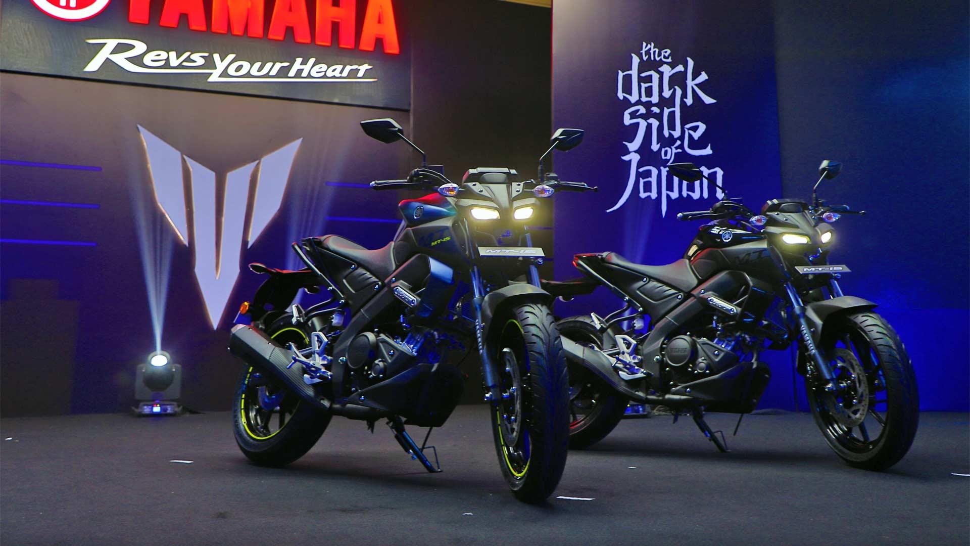 泰國YAMAHA全新MT-15接單中 11.8萬 下單預購中