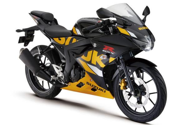 輕檔王者新色登場!2020 GSX-R/S150預購