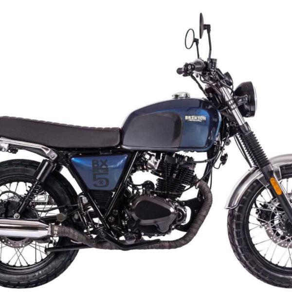 BX 125 / 150 經典的風格與現代感