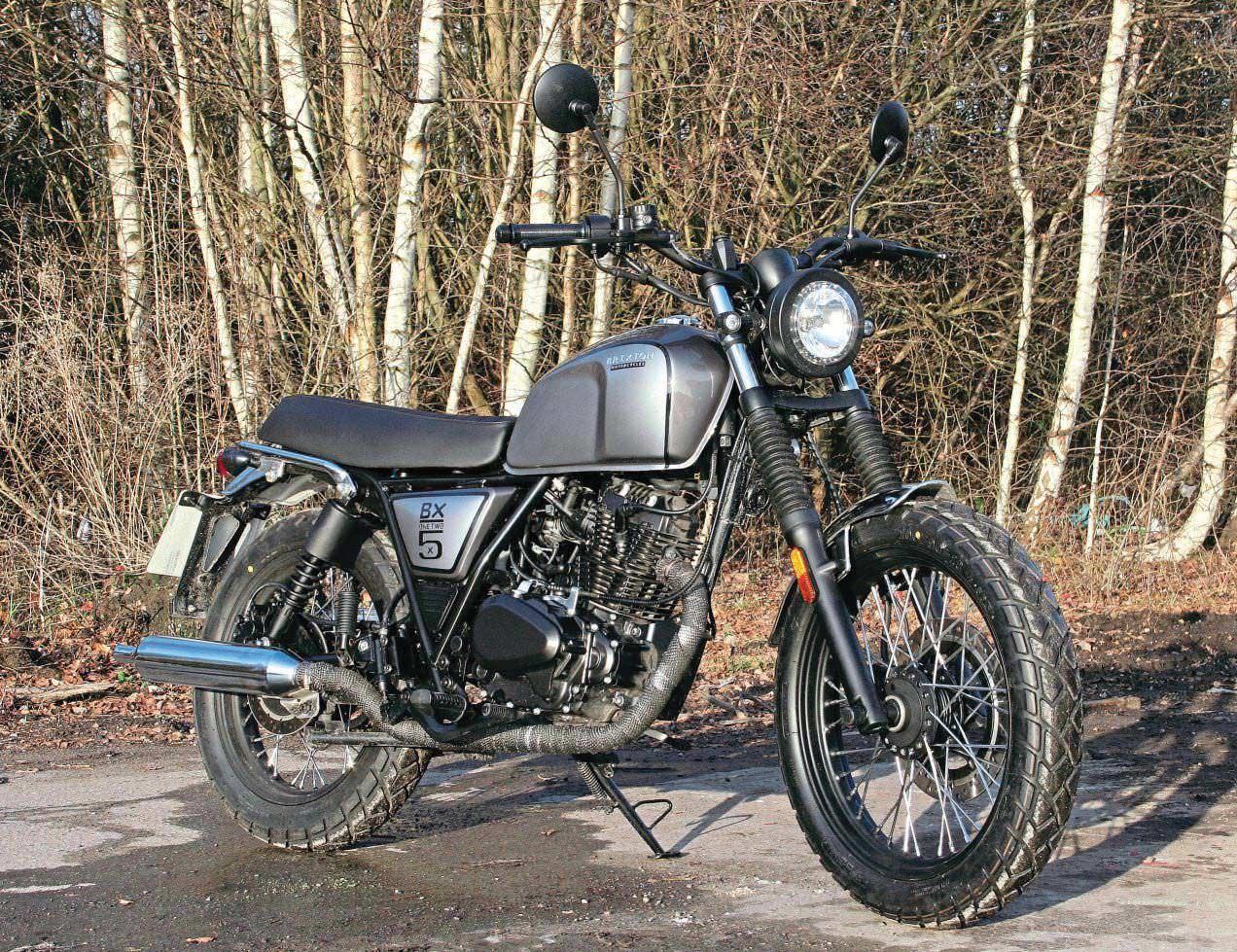 經典復古車BX 125 / 150