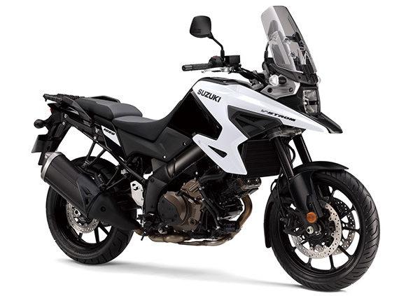 2020年モデルの新型V-Strom1050/V-Strom1050XT