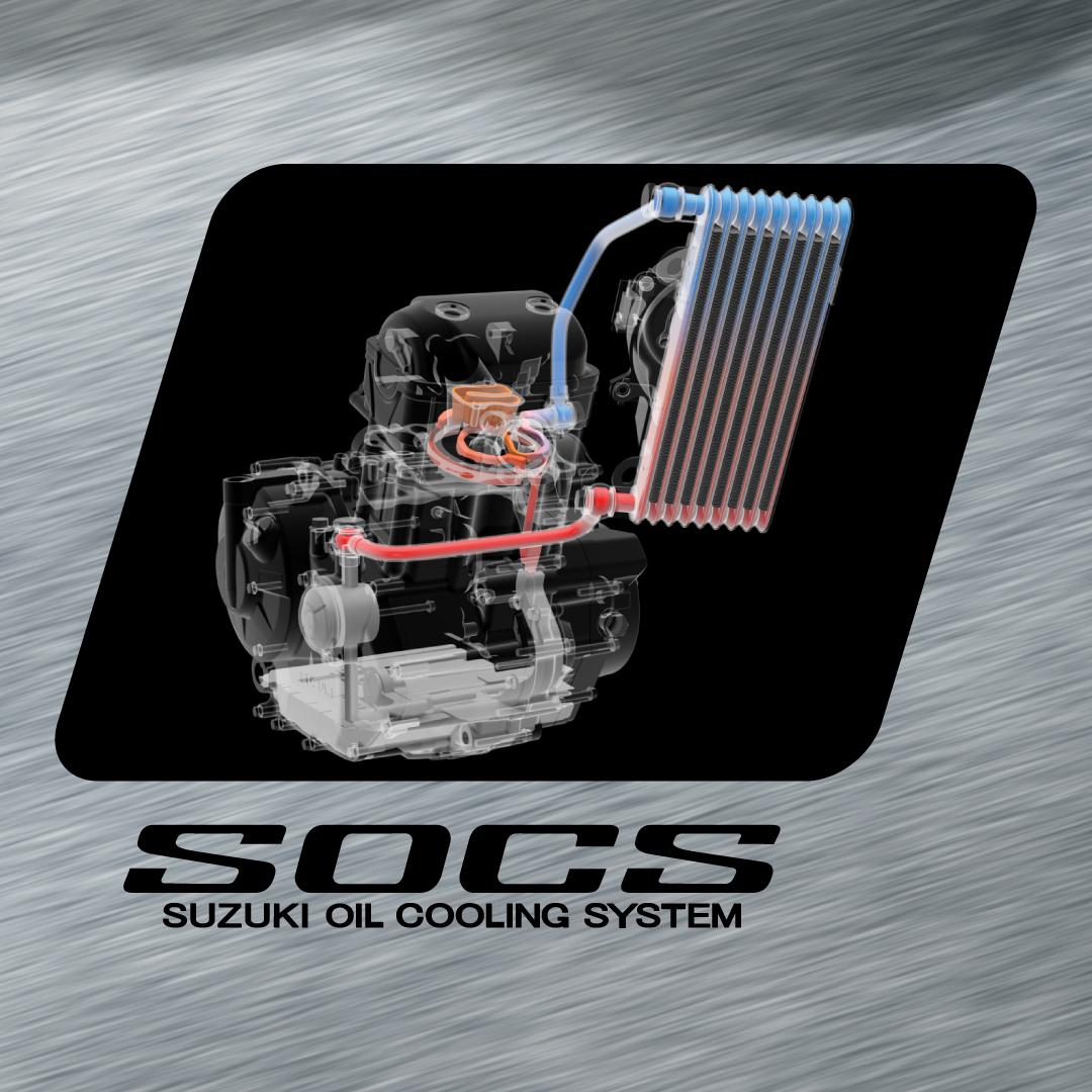 GIXXER 250SF 油冷式引擎大復活!